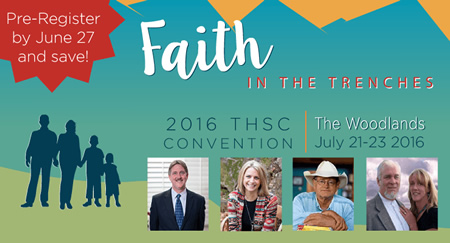 THSC Convention - The Woodlands 2016